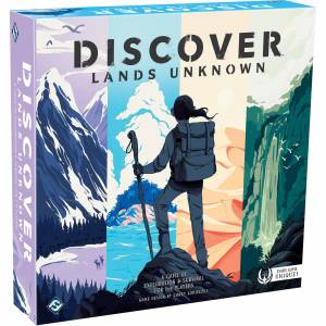 Asmodee Discover: Lands Unknown