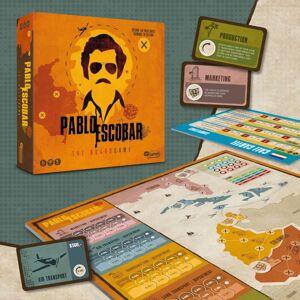 Zappies Pablo Escobar: The Board Game