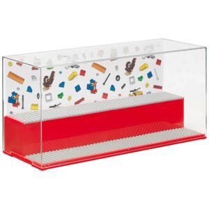 Room Copenhagen LEGO Play & Display Case - Red