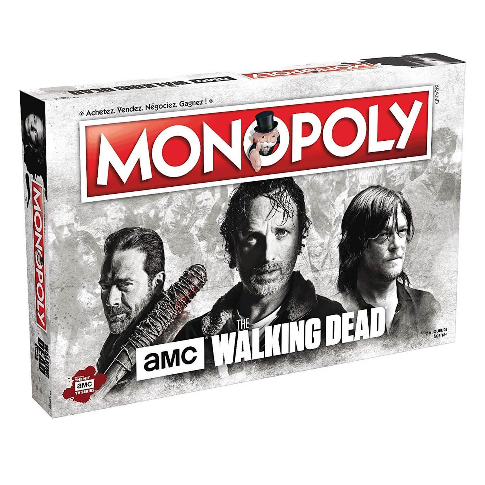 Monopoly - Walking Dead TV Series