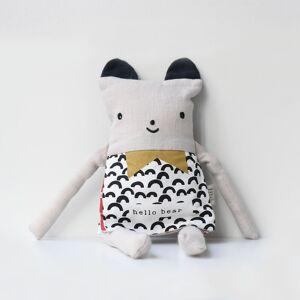 Wee Gallery Flippy Friends - Bear