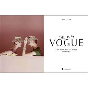 Thames and Hudson Ltd 1950s in Vogue