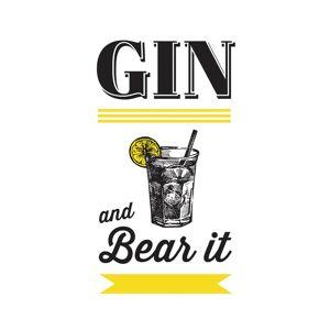 Bookspeed Gin and Bear It (Hardback)