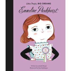 Bookspeed: Little People Big Dreams: Emmeline Pankhurst