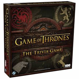 Asmodee A Game of Thrones Trivia Game