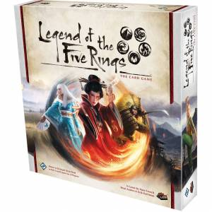 Legend of the Five Rings The Card Game