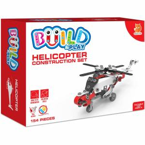 Smart Fox Helicopter Construction Set