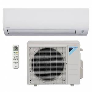 9,000 BTU Daikin 15 SEER Wall-Mounted Ductless Mini-Split Inverter Cooling Only Air Conditioner (230 Volt) - Heat and Cool