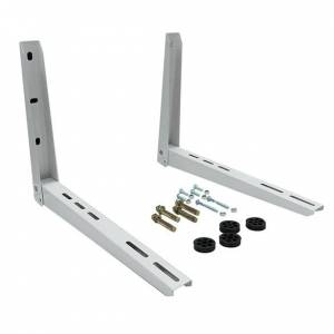 Wall Mount AC Maxwell Universal Wall Mount Bracket for Ductless Air Conditioner Outdoor Unit - Heat and Cool