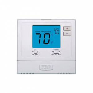 Pro1 T701 1-Stage Heat and Cool Digital LCD Thermostat