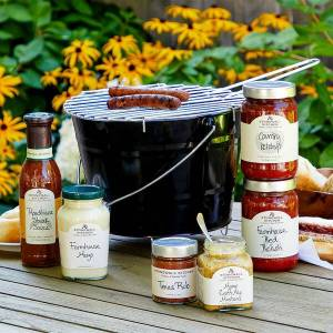 Stonewall Kitchen On-the-Go Grilling Gift