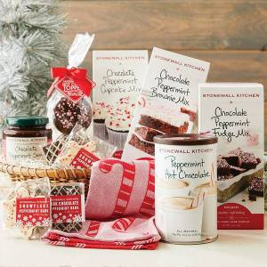 Stonewall Kitchen Peppermint Party Gift