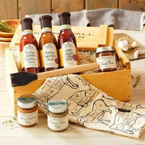 Stonewall Kitchen Grilling Favorites Gift Crate