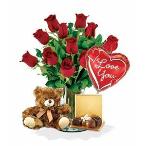 Blooms Today Supreme Love Flower Delivery
