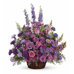 Blooms Today Gracious Lavender Flower Delivery