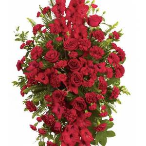 Blooms Today Deep in Our Hearts Spray Flower Delivery