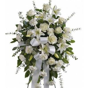 Blooms Today Sentiments of Serenity Spray Flower Delivery