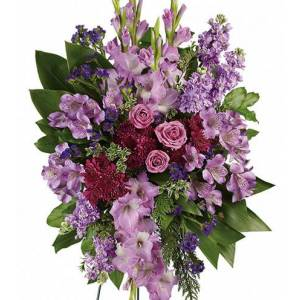 Blooms Today Lavender Reflections Spray Flower Delivery