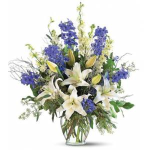 Blooms Today Sapphire Miracle Flower Delivery