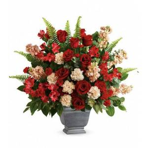 Blooms Today Bold Tribute Flower Delivery