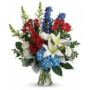 Blooms Today Colorful Tribute Flower Delivery