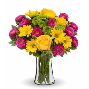 Blooms Today It's A Fine Day Bouquet Flower Delivery