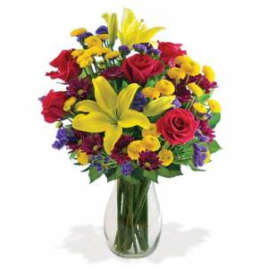 Blooms Today Radiant Charms Bouquet Flower Delivery