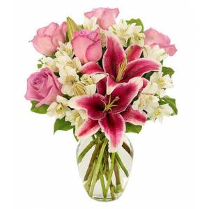 Blooms Today Our Lavender Love Bouquet Flower Delivery
