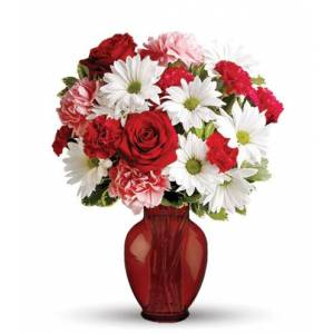 Blooms Today Hugs and Kisses Flower Delivery