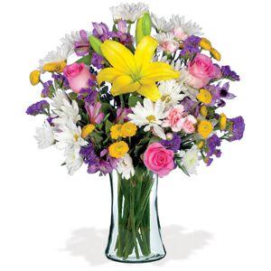 Blooms Today European Garden Bouquet Flower Delivery