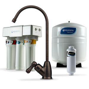 Aquasana OptimH2O Reverse Osmosis Fluoride Water Filter OptimH2O, Oil Rubbed Bronze (AQ-RO-3.62)