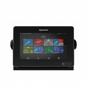 Raymarine Axiom 9 Touchscreen Multifunction Display with DownVision Sonar