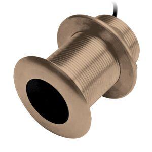 Garmin B75M Bronze 12° Tilted-Element Thru-Hull Transducer