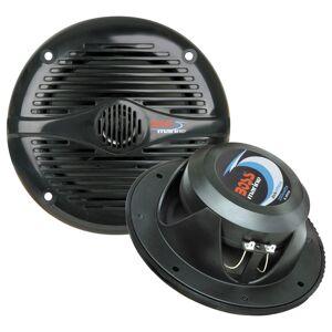 "Boss Marine MR60 6.5"" Two-Way Coaxial Marine Speakers, Pair"