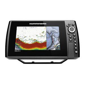 Helix Humminbird Helix 8 CHIRP GPS G3N Fishfinder Chartplotter