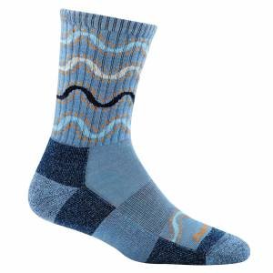Darn Tough Sock Darn Tough Women's Wandering Stripe Micro-Crew Sock