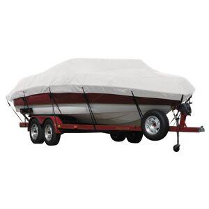 Covermate Sunbrella Boat Cover For Triton Tr 21X Dc W/Port Motor Guide Troll MOTOR