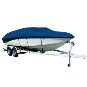 Covermate Exact Fit Sharkskin Boat Cover For Regal 2400 Bowrider W/Bimini Cutouts