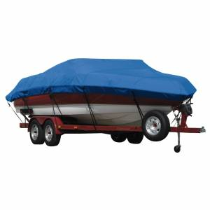 Covermate Exact Fit Covermate Sunbrella Boat Cover for Ski Centurion Elite Elite W/Xtreme Tower Doesn't Cover Swim Platform V-Drive. Pacific Blue