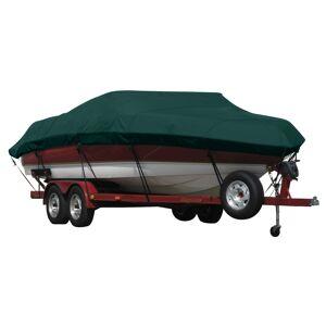 Covermate Hurricane Exact Fit Cobalt 232 Br/233 Cuddy I/O Sunbrella Boat Cover