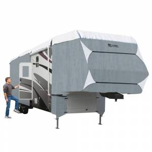 Classic Accessories PolyPRO 3, Class C RV Cover, 26'-29'