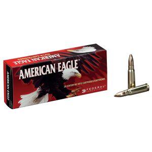 Eagle American Eagle Rifle Ammunition, .223 Rem, 50-gr, JHP, 20Rds