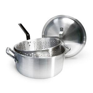 Bayou Classic® 14-qt Aluminum Fry Pot with Lid