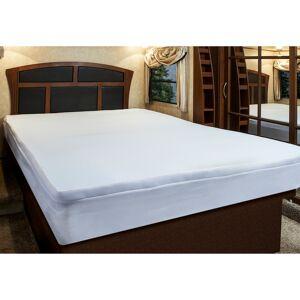 Comfort Tech™ Serene Foam® Mattress Topper, Short Queen