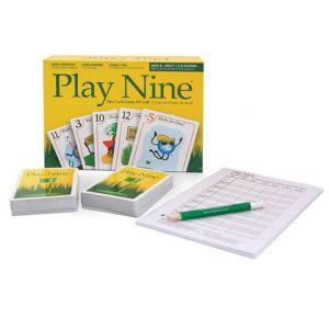 Bonfit America Play Nine Card Game