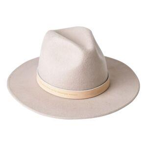 Zenzee - Wes Fedora Hat In Ivory
