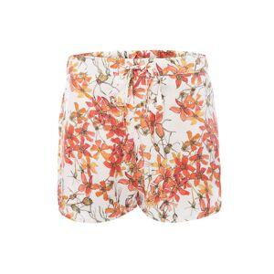 Bertioli by Thyme - Silk Shorts In Wild Rose