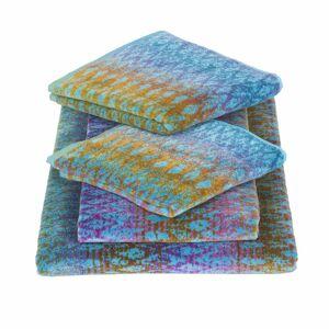 Elaiva - Blue Ocean Magic Five Piece Bath Towel Set