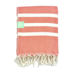 My Luxe - Luxe Coral Hammam Towel