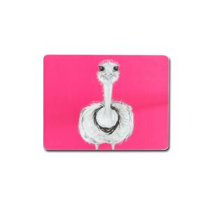 Emily Smith - Camilla Ostrich Placemats